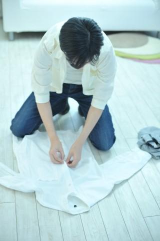 清潔感のある服