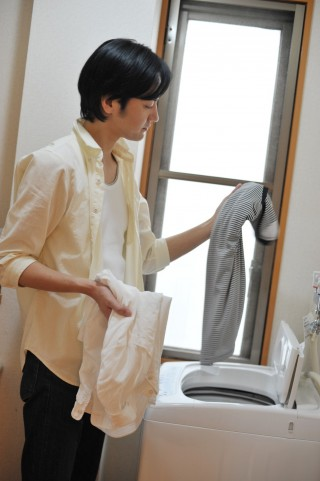 清潔感のある服装