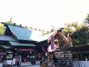東京大神宮の縁結び